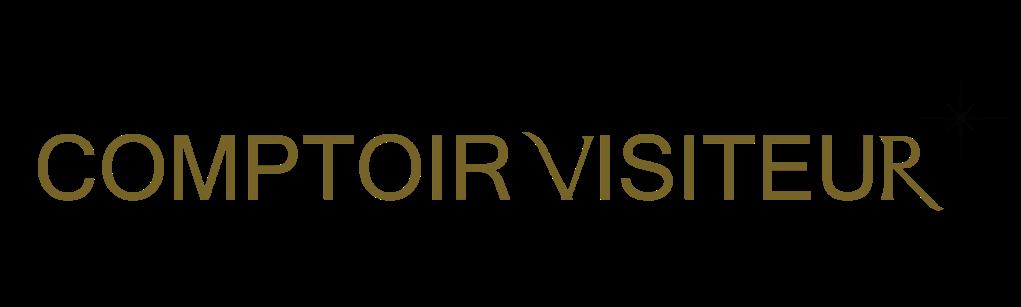 Logo Comptoir Visiteur png
